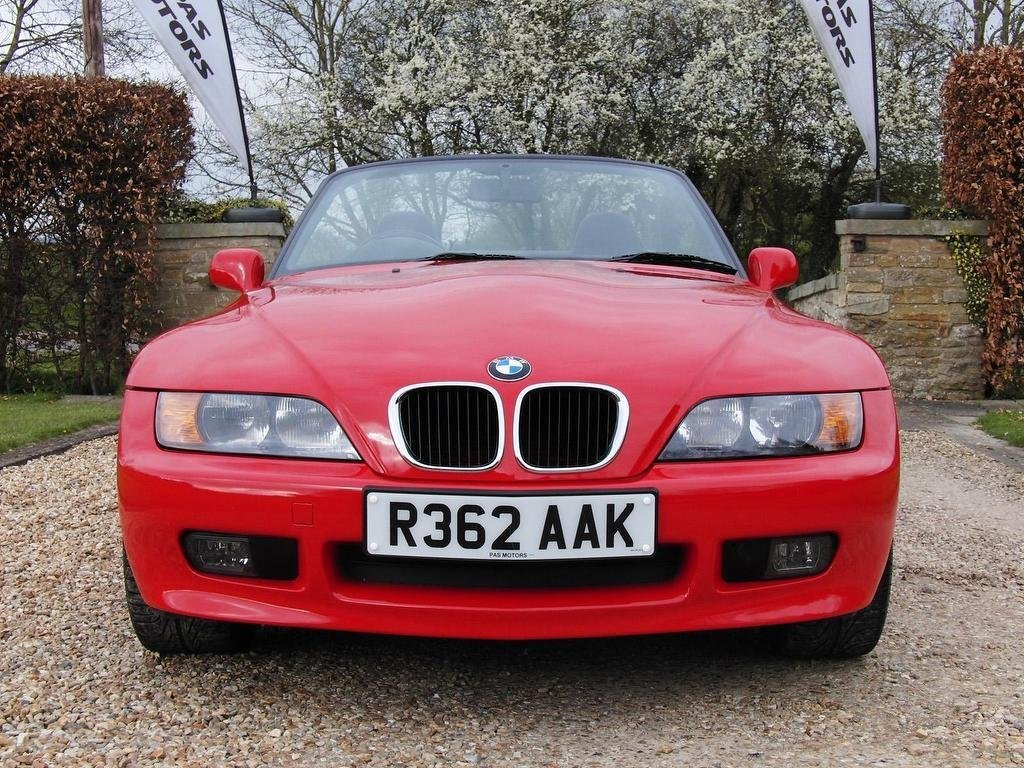 Used Bmw Z3 In Scunthorpe Lincolnshire Pas Motors